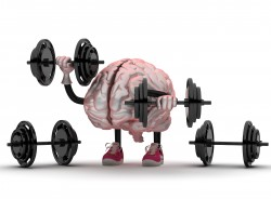 Learning disabilities brain training with weights